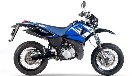 Yamaha DT 125 Tuning | Optik & Leistung