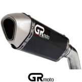 Auspuff Für KTM Duke 125 / RC 125 2017 - 2020 GRmoto Auspuff Kohlenstoff